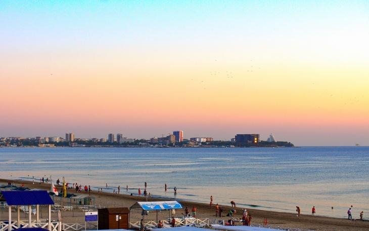 Лето море анапа картинки